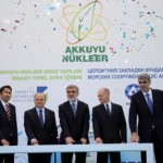 Government and company officials yesterday launched construction of the Turkey's first nuclear power plant. The Russian-designed Akkuyu plant in Mersin, on the Mediterranean coast, is the first of three nuclear power plants the country plans to build to help boost its economy and reduce its dependence on fossil fuel imports. [read more]