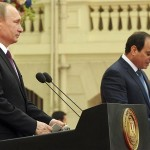 "The presidents of Russia and Egypt have announced after talks in Cairo, that the two countries are to build Egypt's first nuclear power plant together, as well as boosting natural gas trade among other deals. Vladimir Putin and Abdel Fattah el-Sisi made the announcement on Tuesday at a joint news conference in the Egyptian capital, where they signed an agreement on the plant's construction. ""If final decisions are made, it will mean not just building a nuclear power plant, it means the creation of the entire new atomic industry in Egypt,"" said Putin. [read more]"