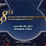 """As the country with the most potential consumption in the world, China hotel market is developing at an astonishing speed. International hotel groups are paying attention to China market and are accelerating their expansion in China. Among them, the cooperation with large international hotel groups and local hotel groups will continue - there will be more global hotel brands opening their branches in 2017. At the same time, the transformation, integration and innovation of traditional hotels under the background of """"Internet +"""" will become the hot spot in 2017 China hotel industry.  """"8th Annual China Hotel Strategic Innovation and Development Summit"""" will be held on June 8th-9th 2017 in Shanghai. The summit aims to bring together international and local hotel investors, hotel operators and leading solution providers to discuss the development of China hotel industry, share investment opportunities and operation experiences so as to find the best partners."""