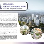 "On 19 & 20 April 2018, Lnoppen will hold the Latin America Mixed Use Expansion Summit. Host venue will be Bogotá, Colombia where one of the most important project is located ""ATRIO"", the most important real estate development in Colombia in the last decade. its design will generate more than 10,000 square meters of public open space.