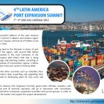 After three successful editions of the Latin America Port Expansion Summit in Mexico and Andean region of Latin America; Lnoppen will host its 4th edition in the Southern Cone: Chile.
