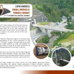 "On October 4th and 5th 2018, Lnoppen will hold the Latin America Roads, Bridges and Tunnels Summit. The venue of the event will be Bogotá, Colombia where one of the most important road construction projects called """"Tunel el Toyo"""" will be located. This tunnel will be the longest in the country and one of the most extensive in South America.