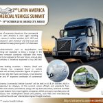 After a few years of economic downturn, the commercial vehicle sector in Latin America is once again standing strong. In 2017, almost 3 million vehicles (LCV, HDT and buses) were produced in Latin America* and the truck and bus market it predicted to keep growing with 7.1% between 2016 and 2023.