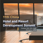 """The COVID-19 has had a huge impact on the global hotel industry. Under the gradually recovering market environment, how does the hotel industry respond to the post-epidemic challenges? Breaking through traditional thinking, how to promote hotels to create more competitive products and other issues have gradually been put on the agenda. After the reshuffle of the epidemic, the hotel industry will realize the optimal allocation of industrial production factors. Economic growth from scale to quality improvement will also bring more space for development in the fields of smart hotel and new concept hotel design.  The """"11th China Hotel and Resort Development Summit"""" will be held in Shanghai on October 29-30, 2020. At that time, hotel and resort groups, hotel investment and developers, and various leading solution providers will gather in Shanghai to discuss the development trend of the Chinese hotel and resort industry in the post-epidemic era, and exchange the latest high-tech in the hotel industry application, share investment opportunities and operational experience, so as to find the best business partners."""
