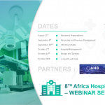 Building resilience and sustainability in Africa`s hospitals has become an even more urgent matter in times of the current Covid-19 crisis. How to tackle the multi-faceted challenges that are here now, and ahead? Noppen`s 8th Africa Hospital Expansion WEBINAR SERIES 2020 digs deeper into multiple aspects such as hospital management, financing, leadership, e-health, design, change and pandemic preparedness.  Five sessions between end August and end October will feature three Keynote Speakers each and provide generous time for Q&A, the session on October 16th will be hosted as a CEO Roundtable discussion, with again a long Q&A window.  Hospital representatives, NGO`s, consultants, investors and supplier firms look together at how operating hospitals in Africa is undergoing long-lasting change.